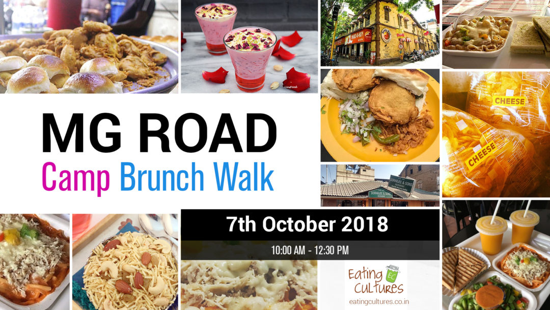 Pune Food Walk - Camp Brunch Walk