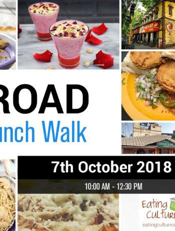 Pune Food Walk - Camp Brunch Walk