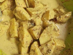 Potatoes Marinated