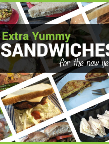 23 Step by step sandwich recipes
