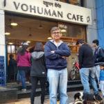 Dushyant at Vohuman