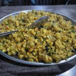 Egg Bhurjee at Cafe Goodluck, Deccan, Pune
