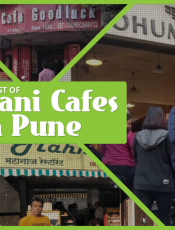 Best Irani Cafes in Pune