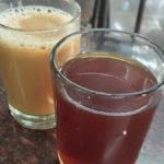 The Irani Chai at Cafe Yezdan