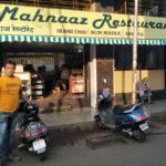 Roy at Mahanaaz Restaurant