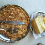 Omelette Bun at Vohuman