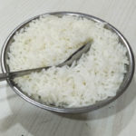Rice is a part of the thali