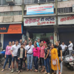 Bedekar Misal is one of the stops in the City Food walk