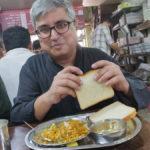 Dushyant at Bedekar Misal