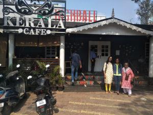 The Family at Kerala Cafe, Baner