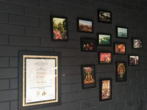 Kerala Cafe Food Awards