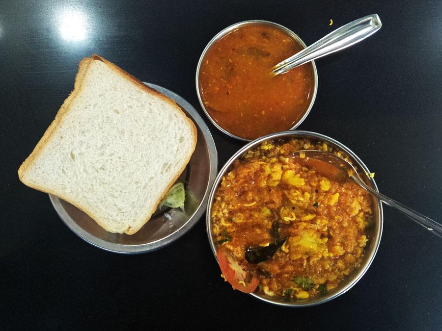 Misal at Shree Upahar Gruha
