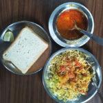 The Misal at Shree Krushna Bhavan