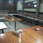 Shree Krushna Bhavan seating