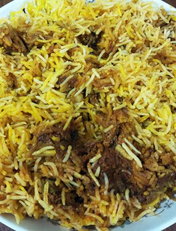 Chicken Dum Biryani from Ancient Hyderabad, Baner, Pune