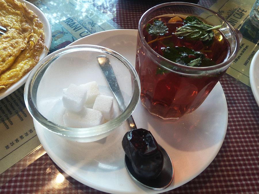 The Irani Chai
